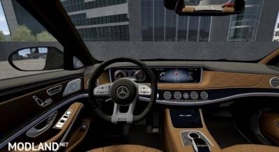 Mercedes-Benz S63 W222 2018 Fix Mod [1.5.9], 2 photo